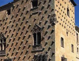 """Biblioteca Pública del Estado """"Casa de las Conchas"""" en Salamanca"""