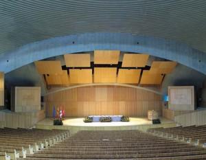 Palacio de Congresos, Exposiciones, Convenciones y Sala de Conciertos de Castilla y León en Salamanca
